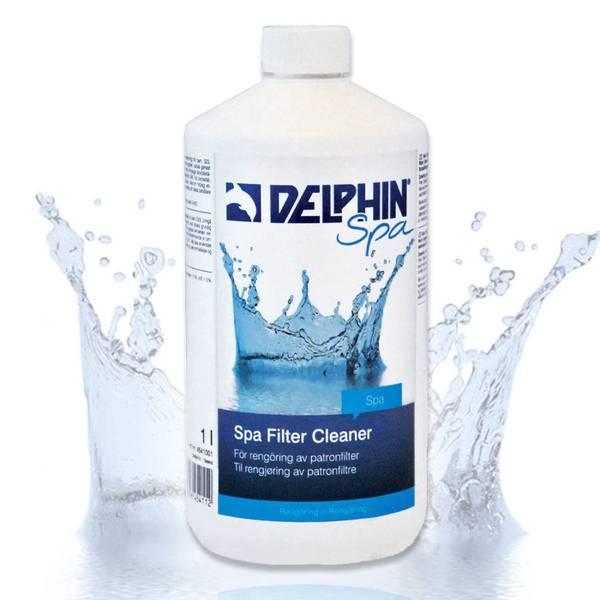 Delphin Spa Filter Cleaner 1000ml